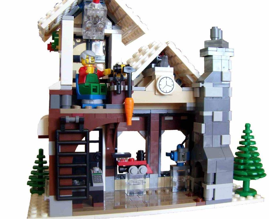 Lego Creator Christmas Tree