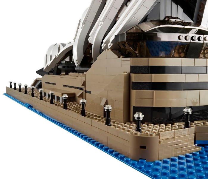 Lego 10234 Sydney Opera House I Brick City