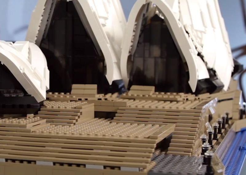 Sydney Opera House Lego Lego-10234-sydney-opera-house