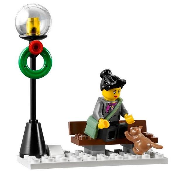 Lego 10235 Winter Village Market I Brick City