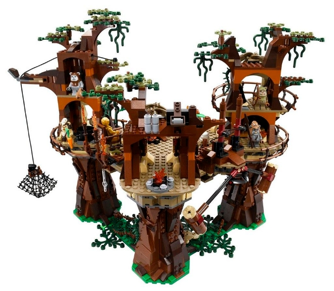 Lego 10236 Ewok Village I Brick City