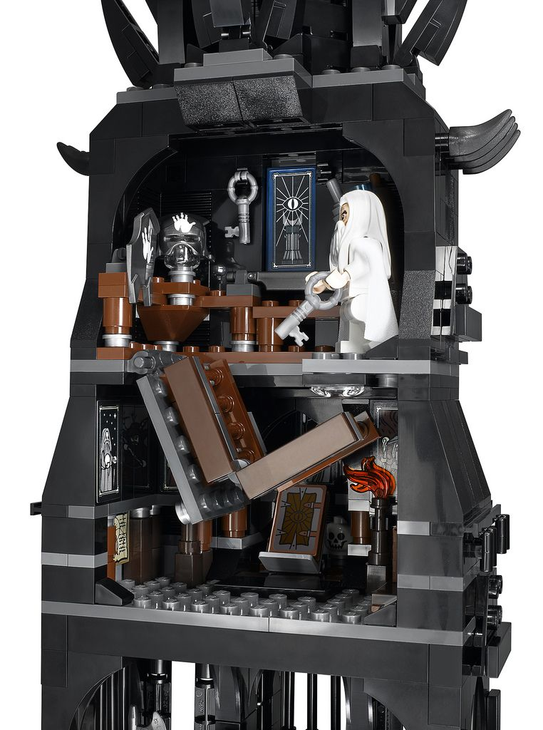 Lego 10237 Tower Of Orthanc I Brick City
