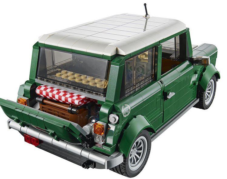 Lego 10242 Mini Cooper I Brick City