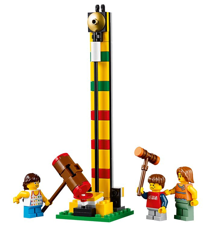Lego 10244 Fairground Mixer I Brick City