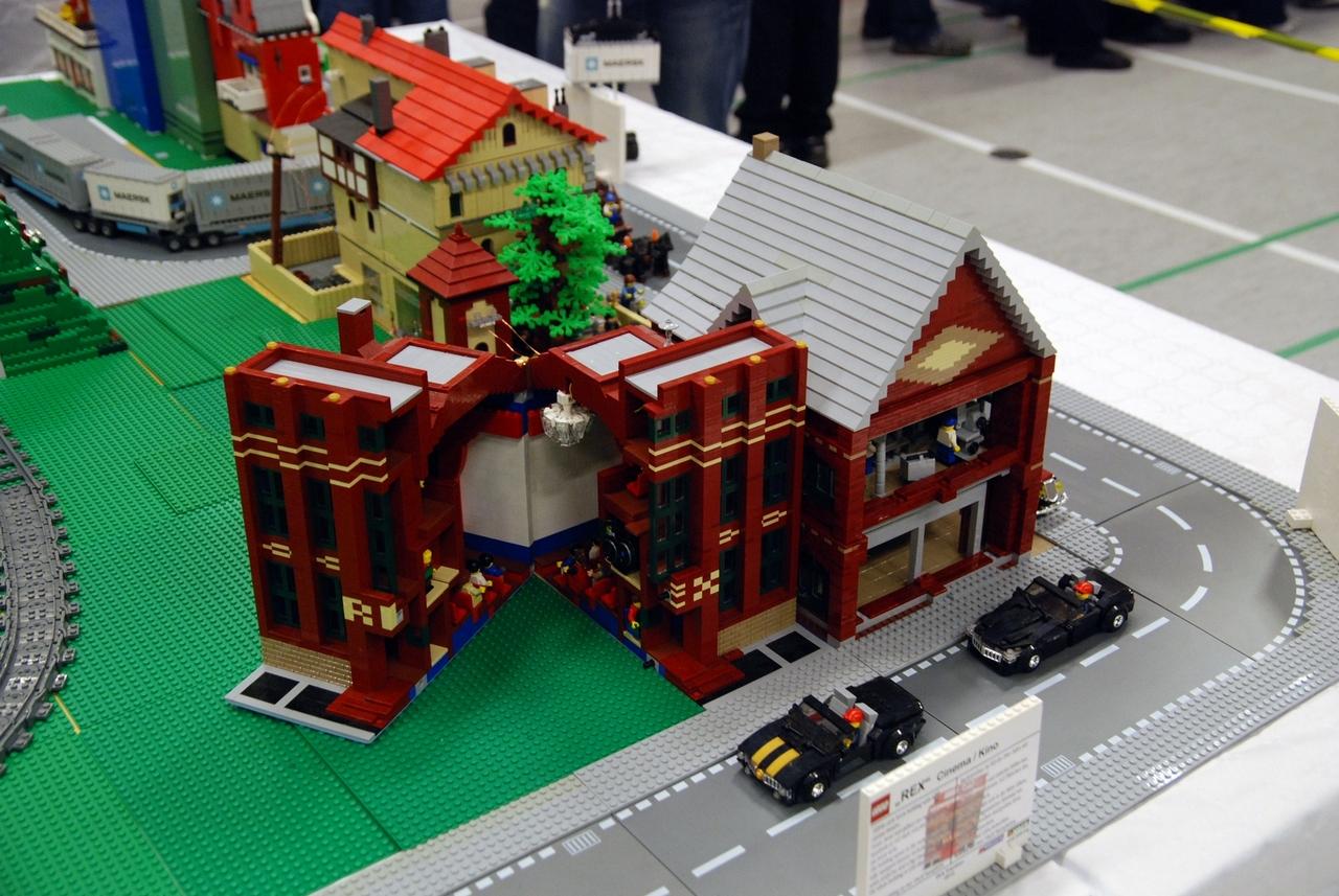 Lego 2012 Fun Weekend In Denmark I Brick City