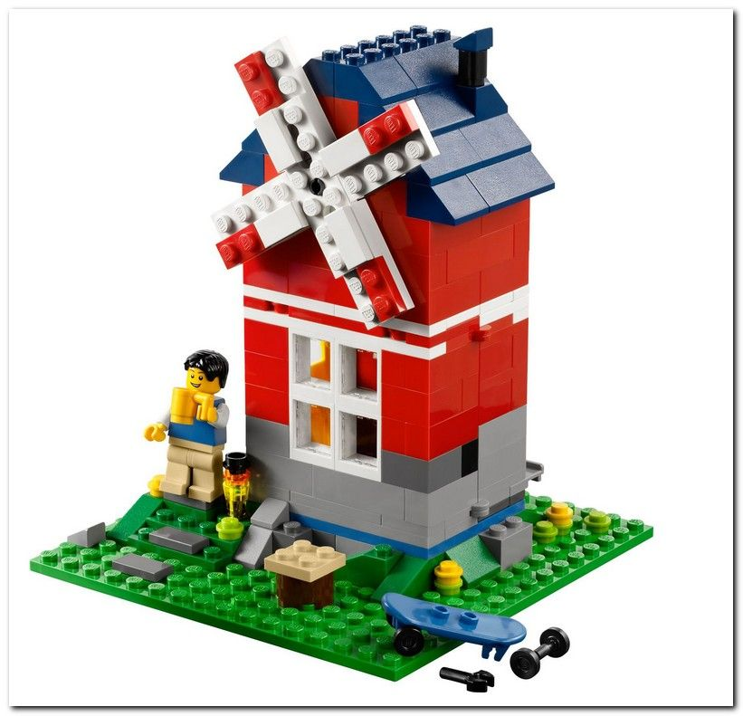 lego creator seaside house instructions