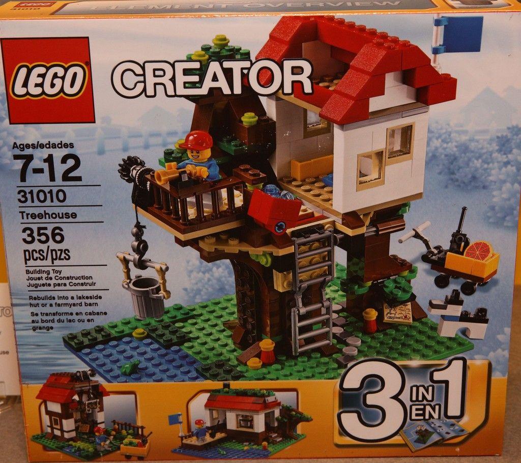 Lego 31010 tree house i brick city for House creator
