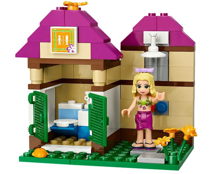 ... Lego 41008 Friends Heartlake City Pool Ibrickcity 12 ...