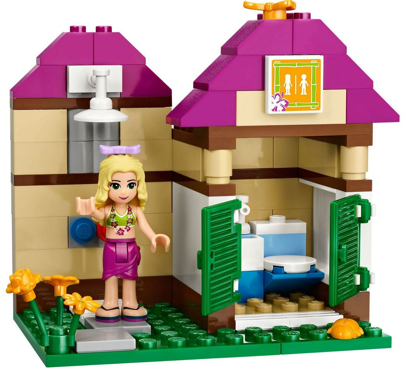 Lego 41008 Friends Heartlake City Pool I Brick City