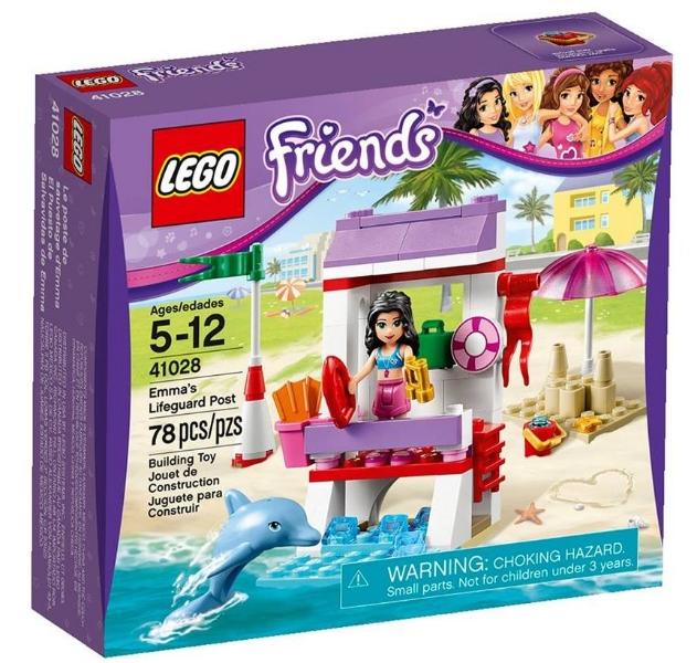 Lego 41028 Emma Lifeguard Post I Brick City