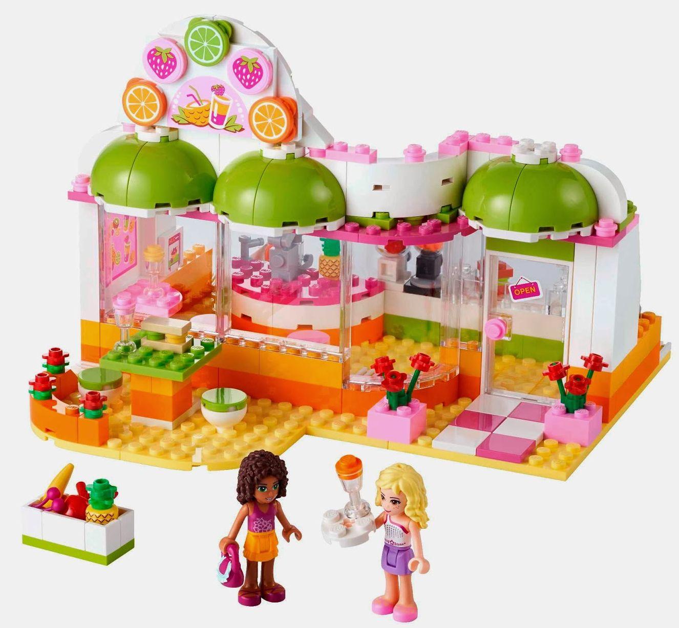 Lego 41035 Heartlake Juice Bar I Brick City