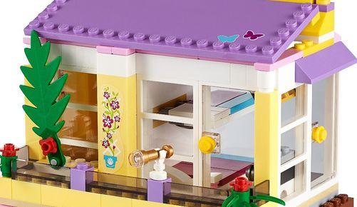 Lego 41037 Stephanie S Beach House I Brick City