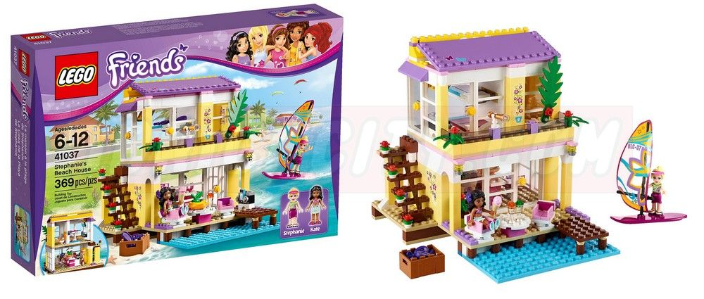 Lego 41037 – Stephanie's Beach House | i Brick City