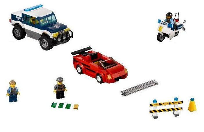 Lego 60007 City – Car Chase | i Brick City