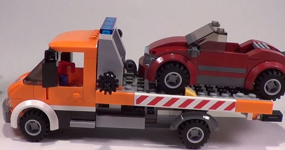 Tow Truck Lego Tow Truck Instructions