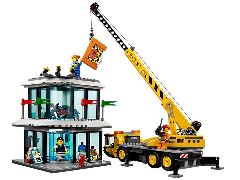 Lego 60026 - Town Square | i Brick City