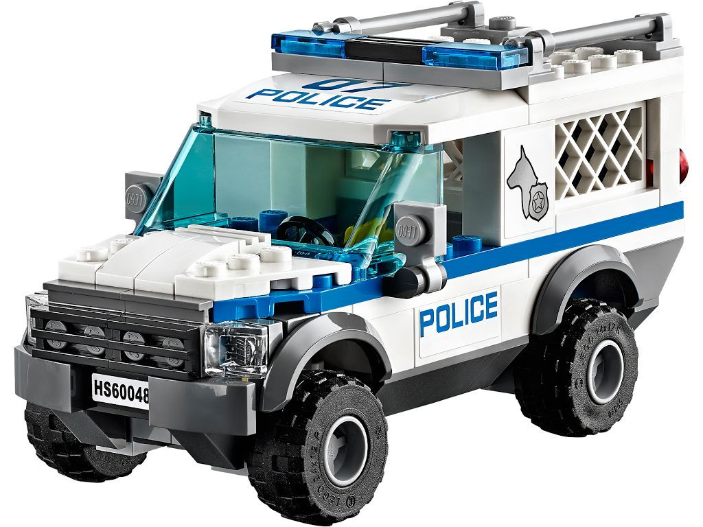 lego 60048 police dog unit i brick city. Black Bedroom Furniture Sets. Home Design Ideas