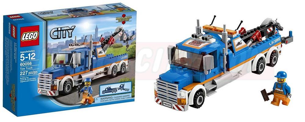 Lego 60056 – Tow Truck | i Brick City