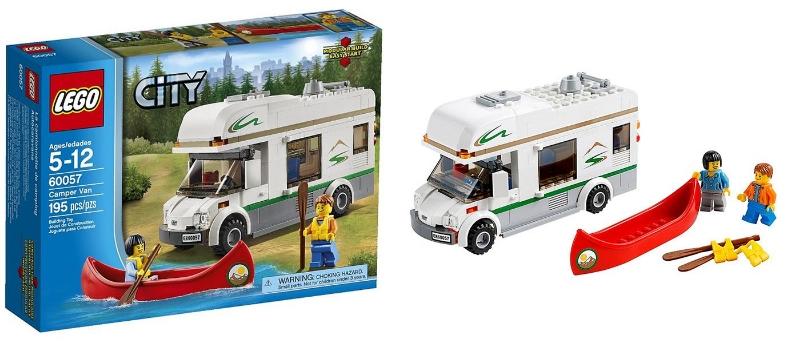 Lego 60057 – Camper Van | i Brick City