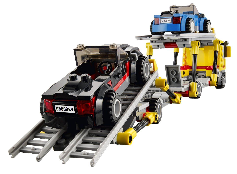 60060 lego city autotransporter for Brick city motors reviews