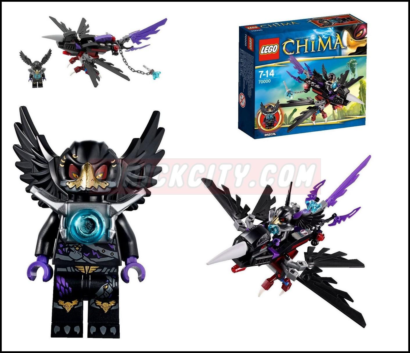 Lego Chima Ravens Lego Chima Set 70000