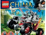 thumbs lego 70004 wakz pack tracker legends of chima ibrickcity 18 Lego 70004   Wakz Pack Tracker