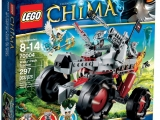 thumbs lego 70004 wakz pack tracker legends of chima ibrickcity 5 Lego 70004   Wakz Pack Tracker