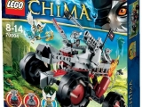 thumbs lego 70004 wakz pack tracker legends of chima ibrickcity 6 Lego 70004   Wakz Pack Tracker