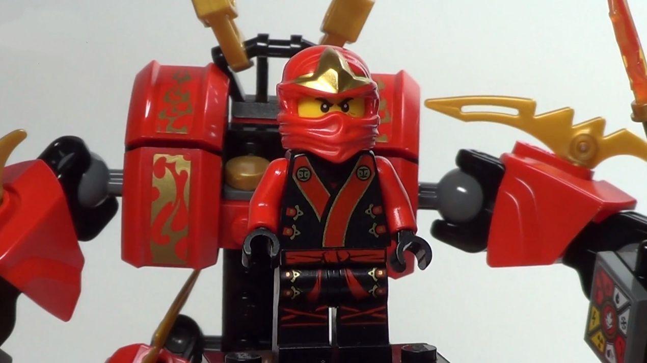 Lego 70500 Kai S Fire Mech I Brick City