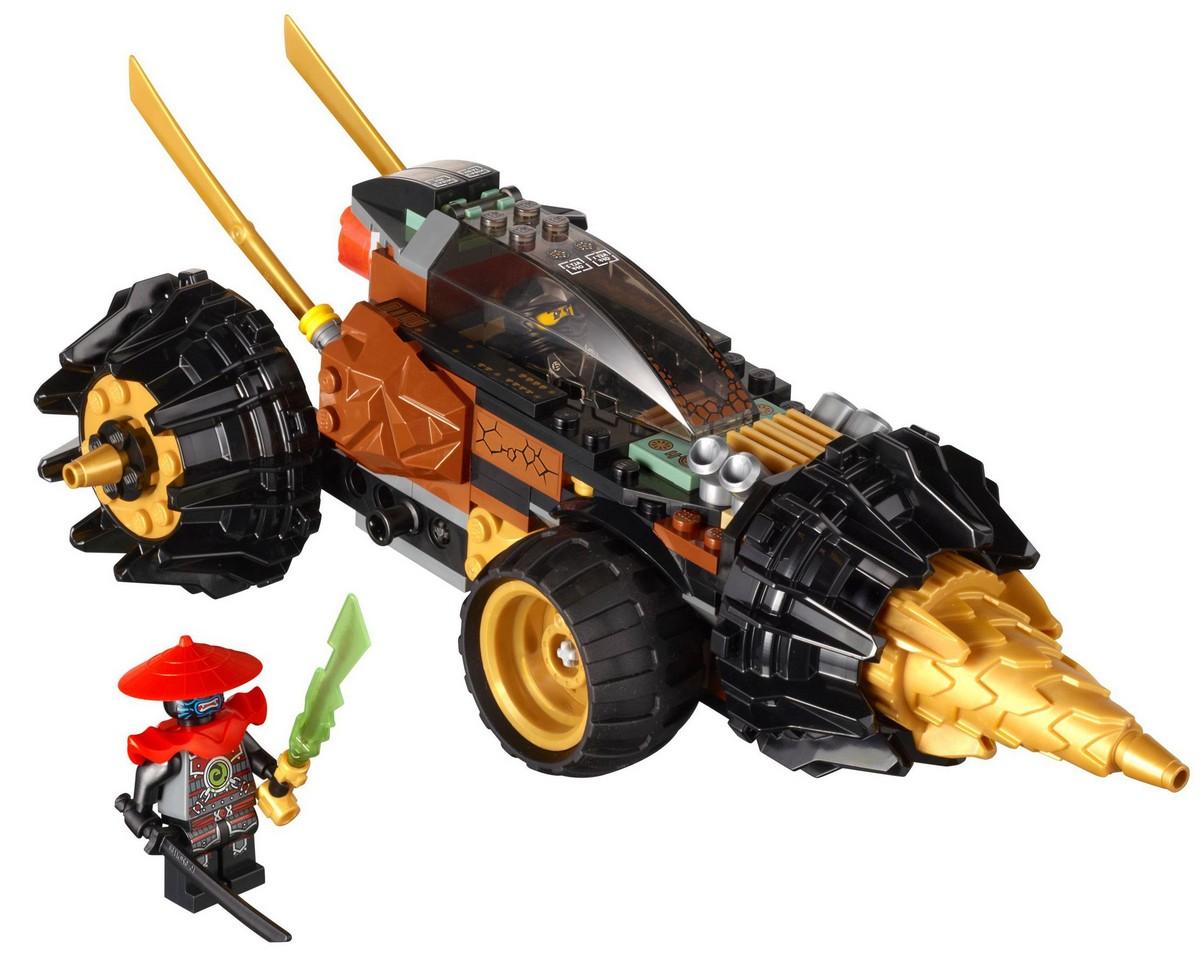 LEGO Ninjago 70502 Коул сверло А - 24 - НОВИНКА!