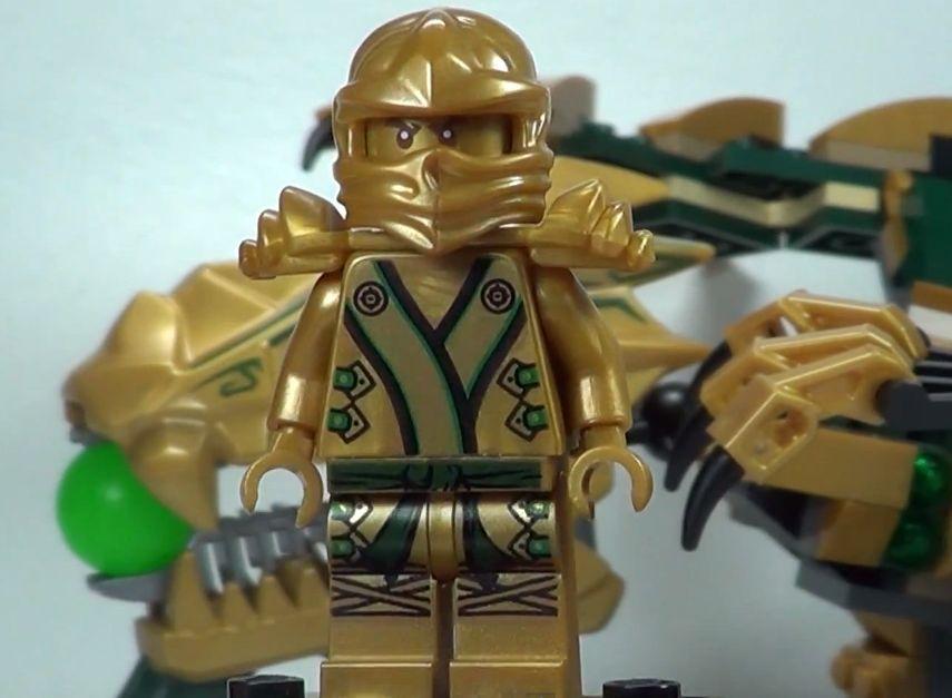 Lego Ninjago Overlord Dragon Set Lego Ninjago Golden Dragon