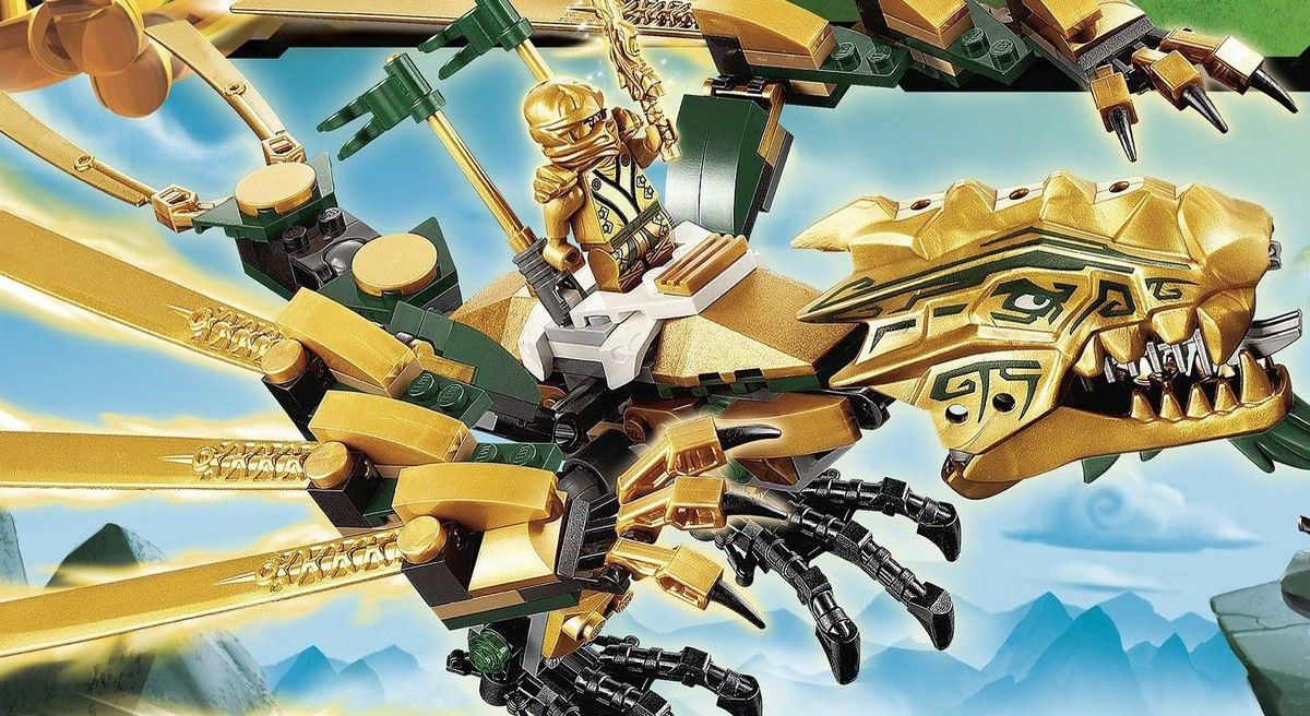 How To Build Lloyd S Golden Dragon