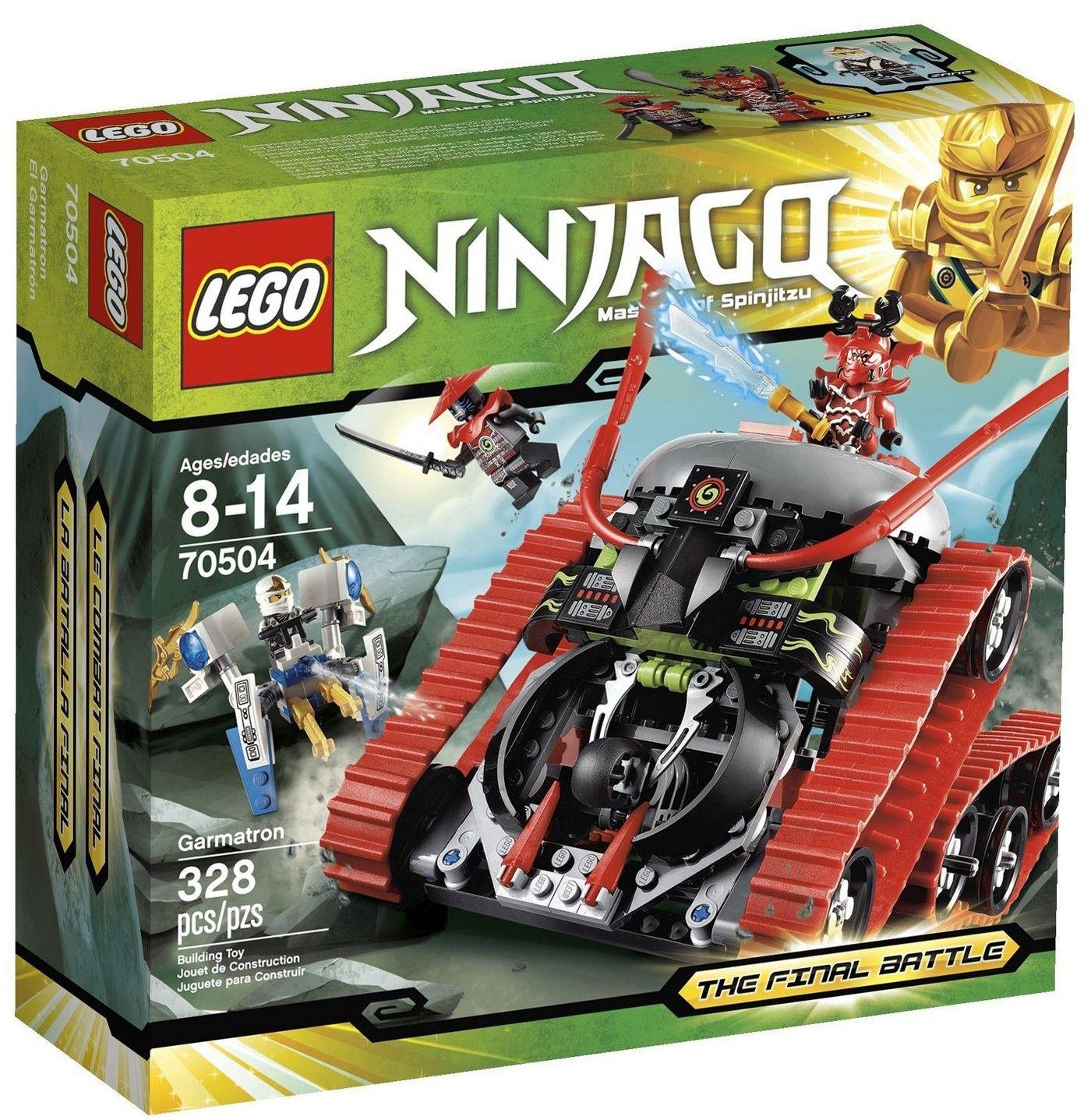 Lego 70504 garmatron i brick city - Photo lego ninjago ...
