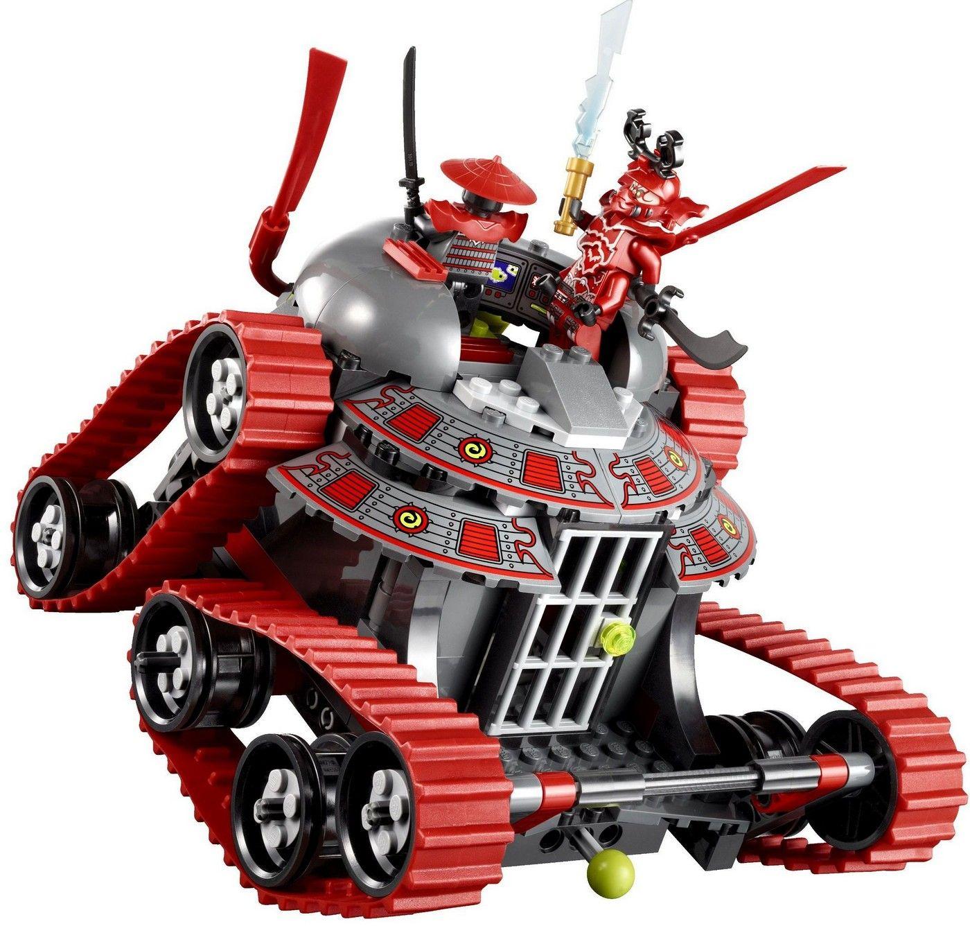 thumbs lego 70504 garmatron ninjago ibrickcity 21 Lego 70504 Garmatron