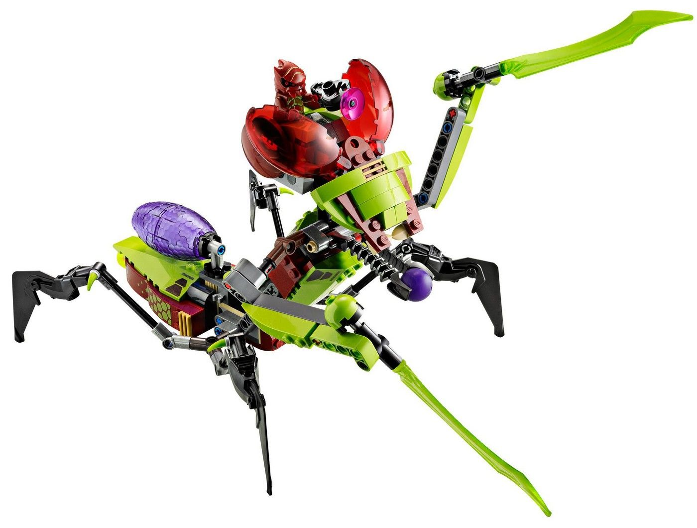 lego galaxy squad bug obliterator instructions
