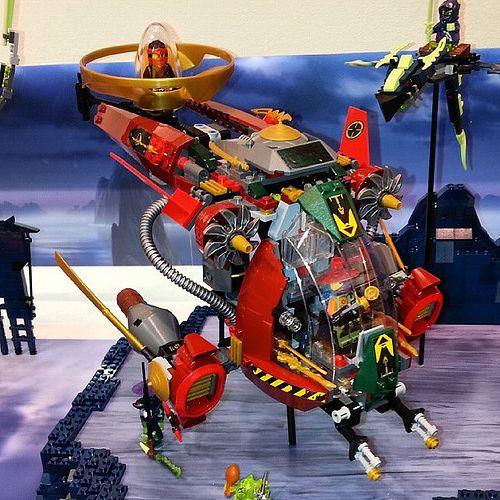 Lego 70735 Ronin R E X I Brick City