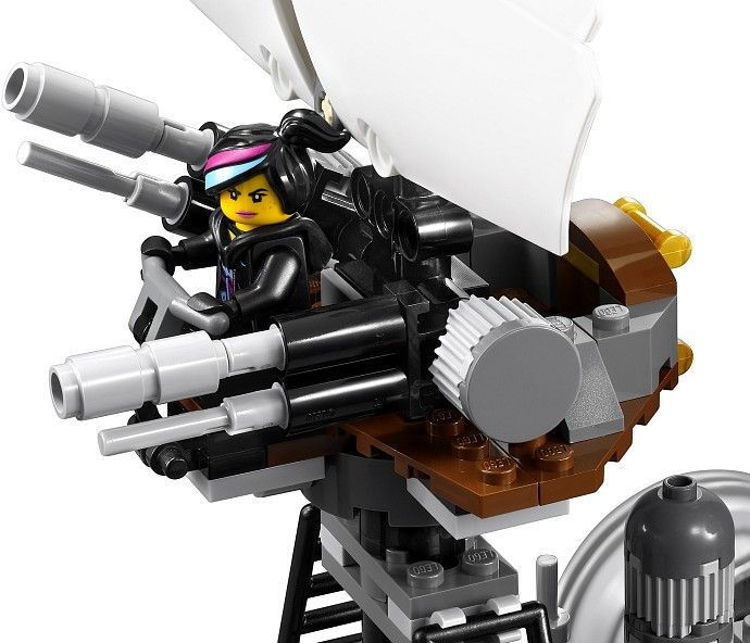 how to make a lego cow
