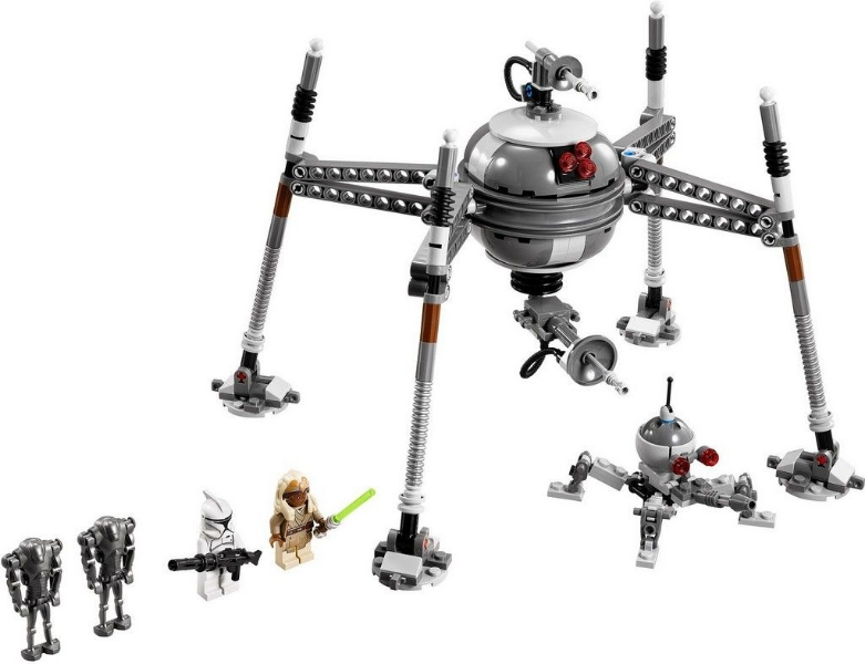 Lego 75016 Homing Spider Droid I Brick City