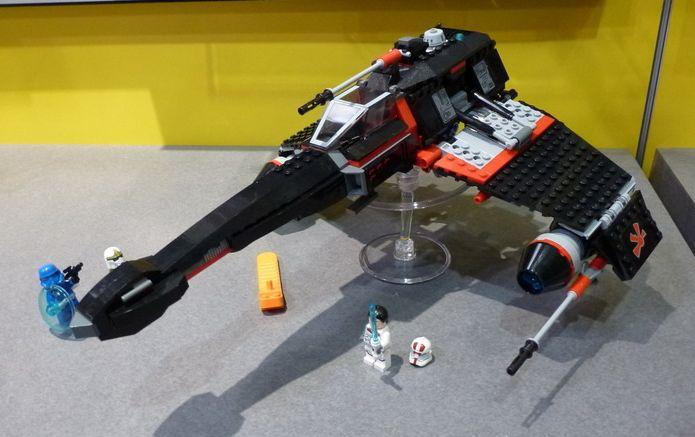 Lego 75018 – Jek-14's Stealth Starfighter | i Brick City