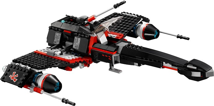 LEGO Star Wars 75018 Jek-14's Stealth Starfighter - LEGO - Star ...