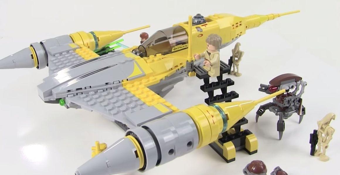 Lego 75092 – Naboo Starfighter | i Brick City