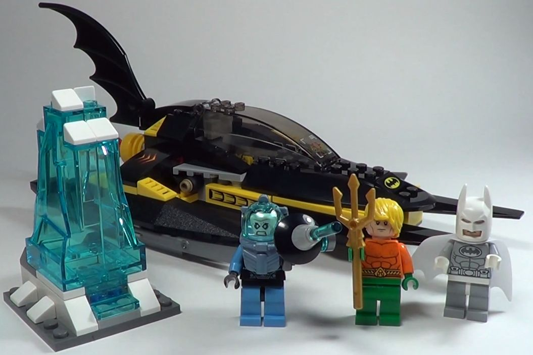 Lego 76000 – Arctic Batman vs. Mr. Freeze: Aquaman on Ice | i Brick City