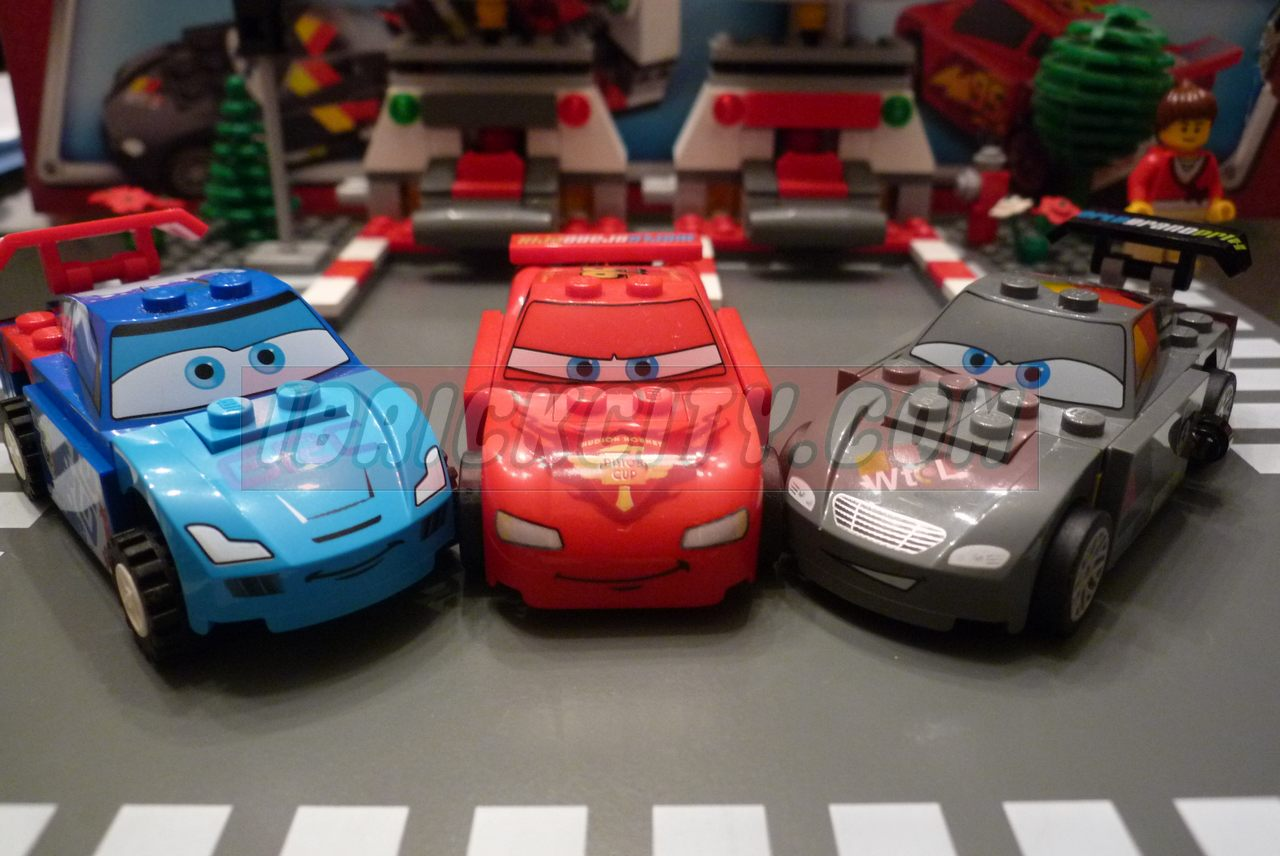 Lego Cars Ultimate Race Set I Brick City