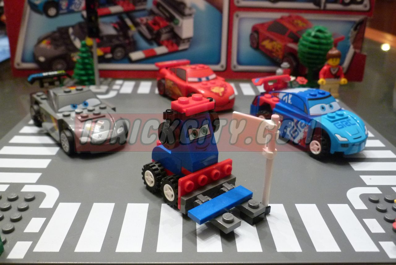 Lego 9485 Cars Ultimate Race Set I Brick City Ibrickcity 6