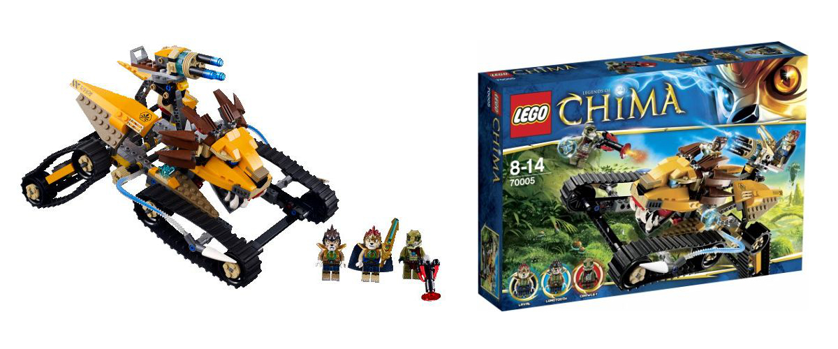 Lego Legends of Chima – Have a look at the 2013 first pictures | i ...