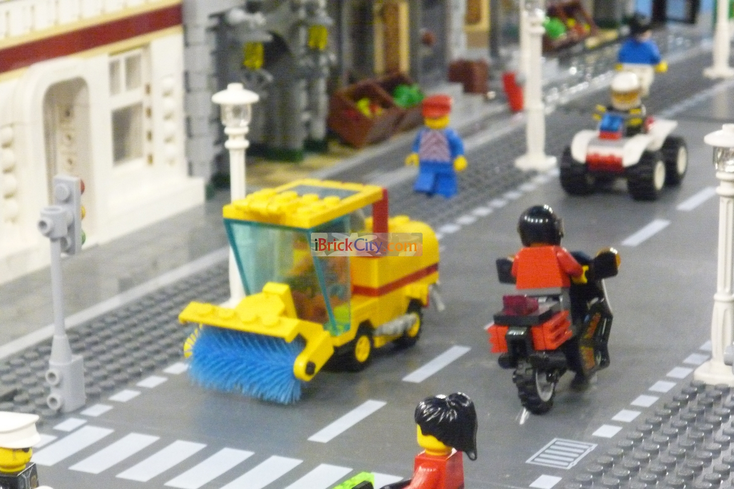 End Dump Truck >> Lego Fan Event 2012 in Lisbon – Part 1: City | i Brick City