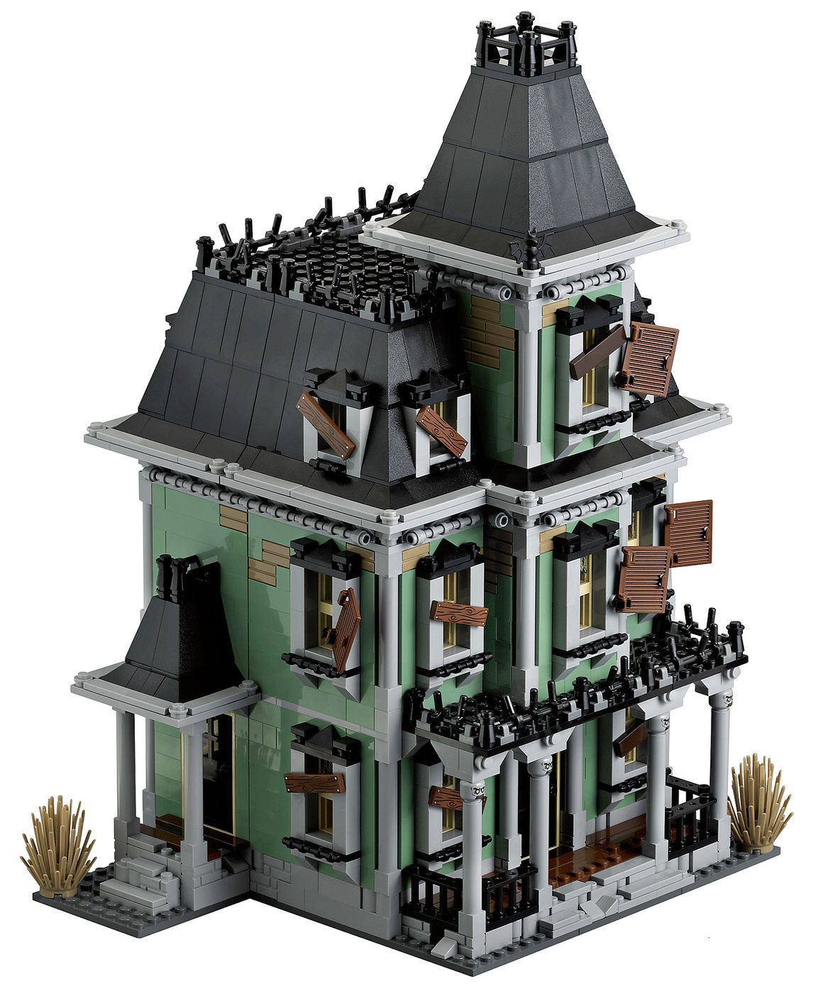 Japanese Old Style Architecture Approaching 10k