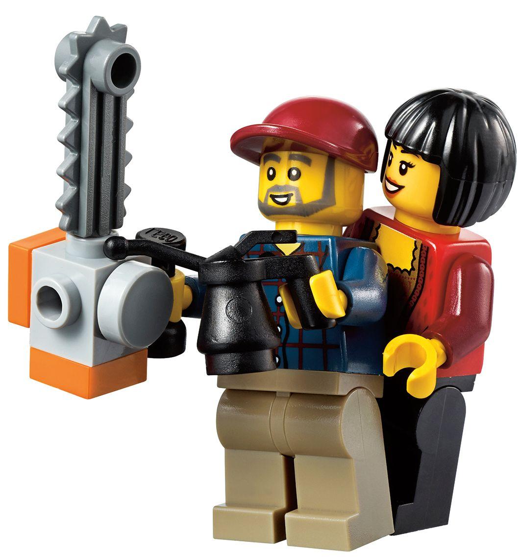lego 10229 winter village cottage i brick city LEGO Creator Winter Village Cottage 10229 Christmas LEGO Creator Winter Cottage