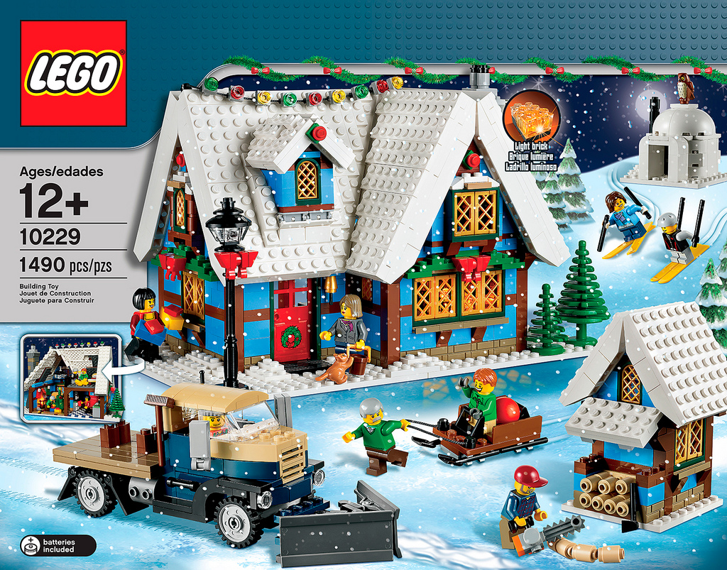 toy helicopter repair shop with Lego 10229 Winter Village Cottage on 983603 Mega Bloks Call Of Duty Desert Tank Construction Set additionally Usa Wildcats Wins Enfield Parade Most Patriotic Float Award moreover A firefighter 9 11 never forget 343 t shirts 235670853732757692 further 5pcs Amazing Toy Led Flash Rubber Band Helicopter Arrows For Kids additionally 0bama gifts.