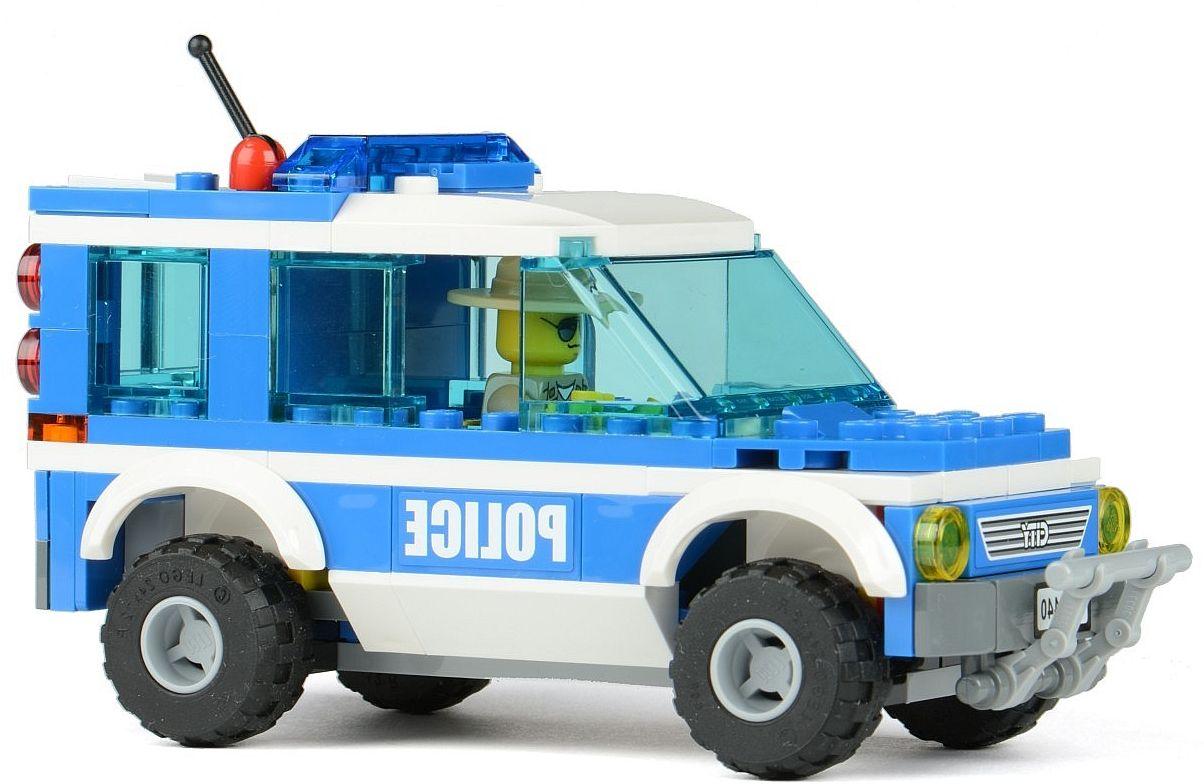 Lego 4440 1 Forest Police Station I Brick City